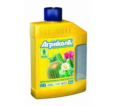Агрикола Аква д/кактусов фл.250мл