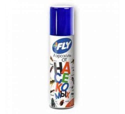 Флай аэрозоль от насекомых JOY,145мл.