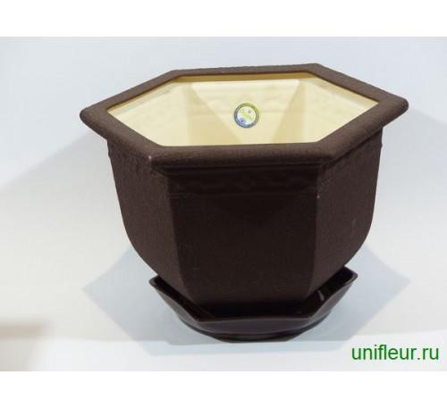 Греция 12л. шелк шоколад