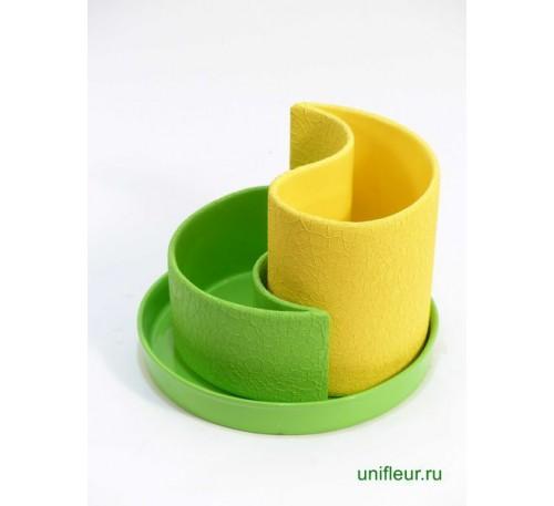 Капля желт-зеленый