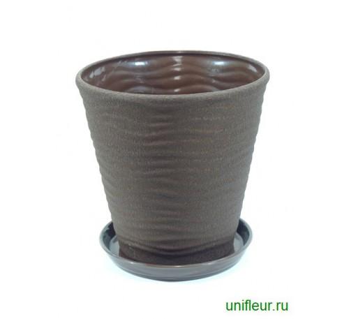 Новая волна №1 13,5л шелк шоколад