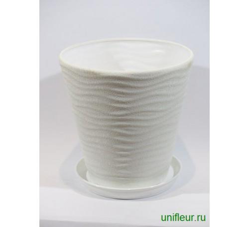 Новая волна №3 (5,5л)  шелк бел