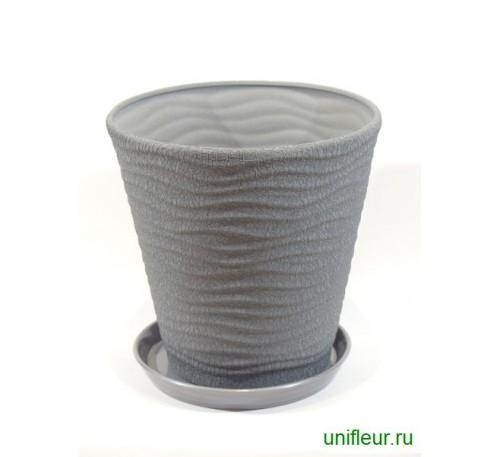 Новая волна №3 (5,5л)  шелк металлик