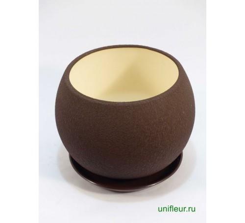Шар 1,4 л шоколад