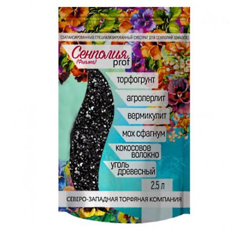 Субстрат Сенполия 2,5л.PROF