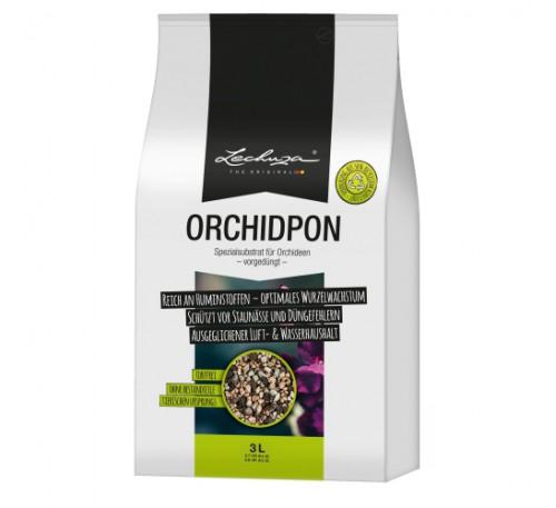 Субстрат для орхидей  Lechuza ORCHIDPON  3 L