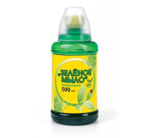 Зеленое мыло 500мл.флакон с мерн.стак. ВХ