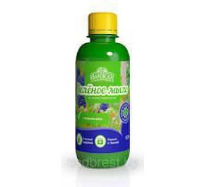 Зеленое мыло с пихтовым экстрактом 250мл.