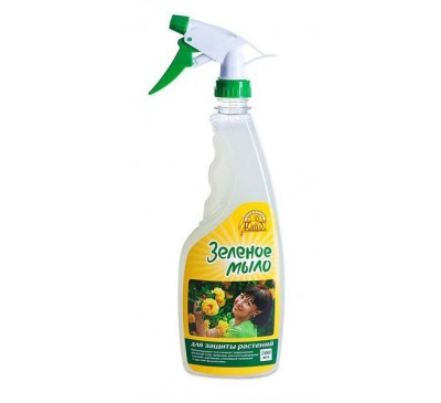 Зеленое мыло спрей 700мл.
